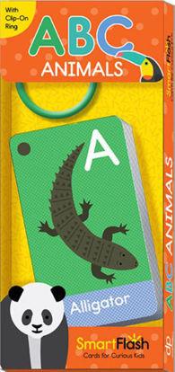 图片 ABC Animals: SmartFlash™—Cards for Curious Kids