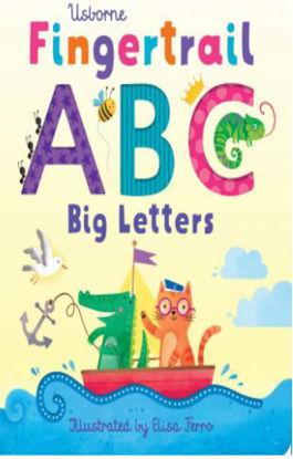 图片 Fingertrail ABC Big Letters