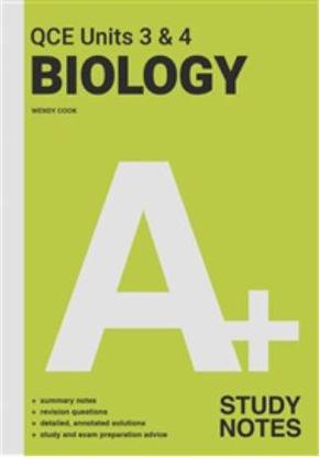 图片 A+ Biology QCE Units 3 & 4 Study Notes