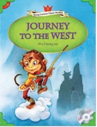 图片 Journey to the West Level 5 Reader