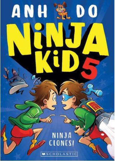 图片 Ninja Kid #5: Ninja Clones!