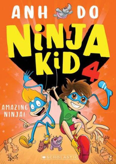 图片 Ninja Kid #4: Amazing Ninja!