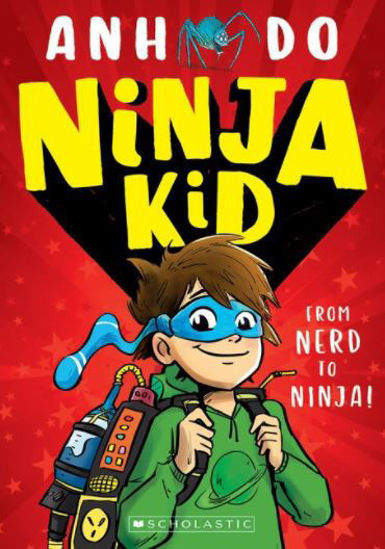 图片 Ninja Kid #1: From Nerd to Ninja!