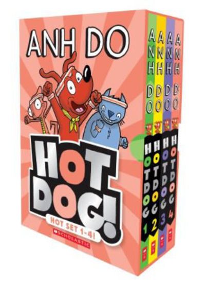 图片 Hotdog! Hot Set 1-4!