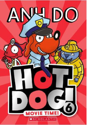 图片 Hotdog! #6: Movie Time!