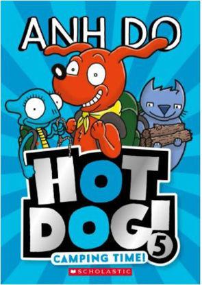 图片 Hotdog! #5: Camping Time!