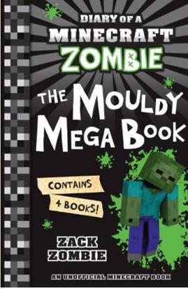 图片 Diary of a Minecraft Zombie Bindup #1-#4: The Mouldy Mega Book