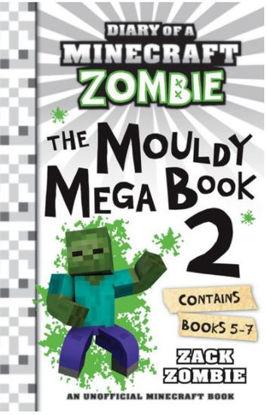 图片 Diary of a Minecraft Zombie: The Mouldy Mega Book 2
