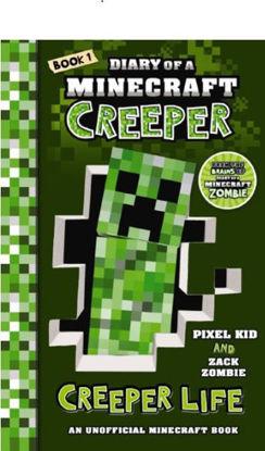 图片 Diary of a Minecraft Creeper #1: Creeper Life