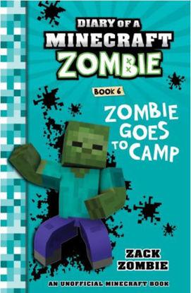 图片 Diary of a Minecraft Zombie #6: Zombie Goes to Camp