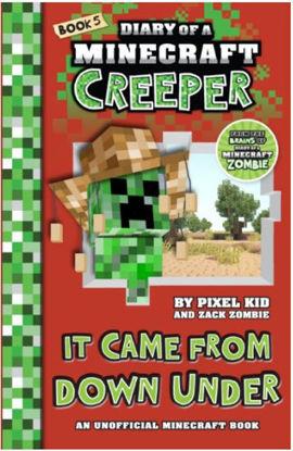 图片 Diary of a Minecraft Creeper #5: It Came From Down Under