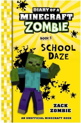 图片 Diary of a Minecraft Zombie #5: School Daze