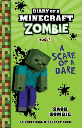 图片 Diary of a Minecraft Zombie #1: Scare of a Dare