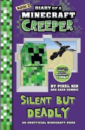 图片 Diary of a Minecraft Creeper #2: Silent but Deadly