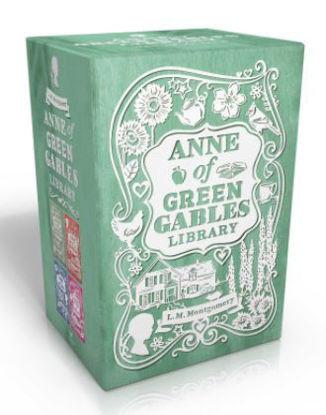 图片 Anne of Green Gables Library: four books