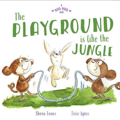 图片 A Big Hug Book: The Playground is Like a Jungle