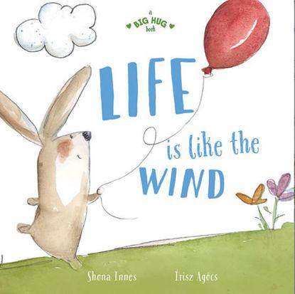 图片 A Big Hug Book: Life is Like the Wind