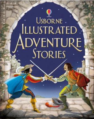 图片 Illustrated Adventure Stories: Age 7+