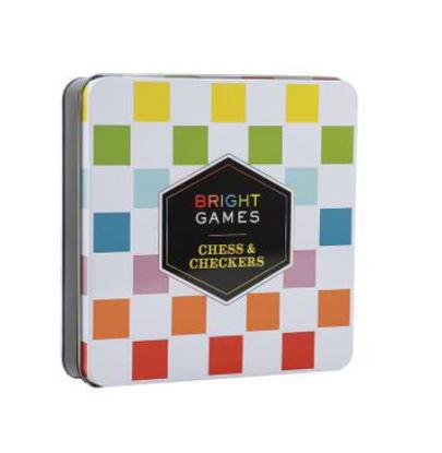 图片 Bright Games Chess & Checkers
