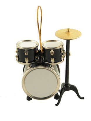 图片 Drum Set Ornament - Black