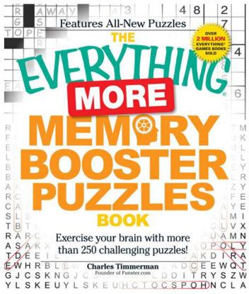 图片 Everything More Memory Booster Puzzles Book