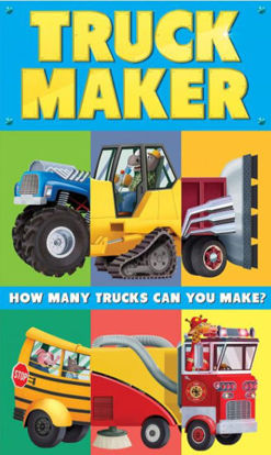 Picture of Truck Maker: A Mix-and-Match Book