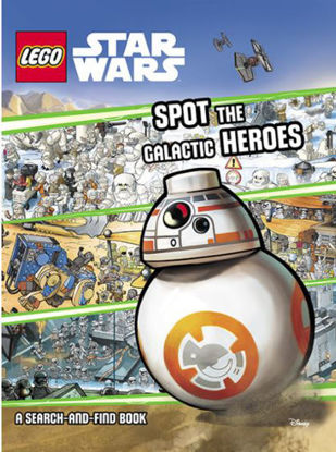 Picture of LEGO Star Wars: Spot the Galactic Heroes