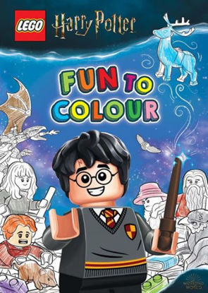 Picture of LEGO Harry Potter: Fun to Colour