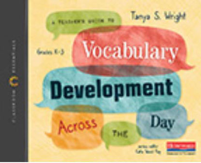Picture of The Classroom Essentials: A Teacher's Guide to Vocabulary Development Across the Day