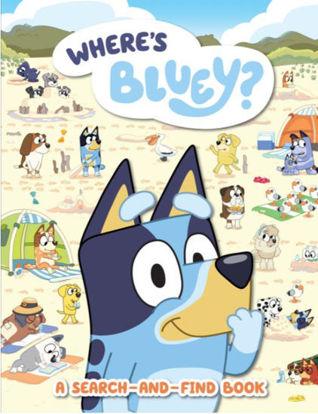 图片 Bluey: Where's Bluey? A Search-and-Find Book