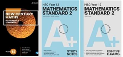 图片 NSW Mathematics Year 12 Standard 2 Student Pack