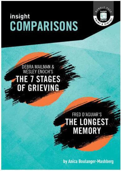 图片 Insight Comparisons - The 7 Stages of Grieving / The Longest Memory