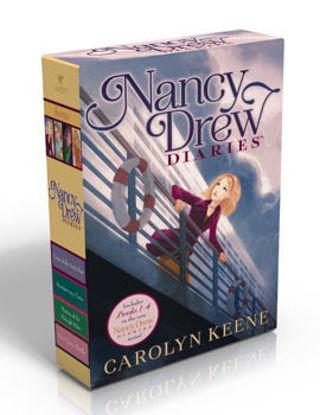 图片 Nancy Drew Diaries: Books 1 - 4