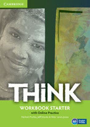 Picture of Think Starter Workbook with Online Practice