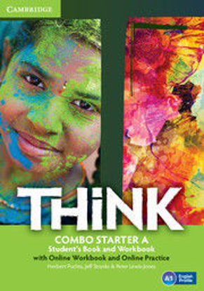 Picture of Think Starter Combo A with Online Workbook and Online Practice