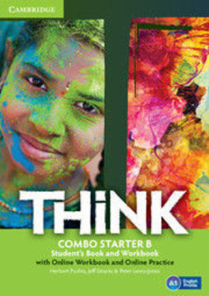 Picture of Think Starter Combo B with Online Workbook and Online Practice