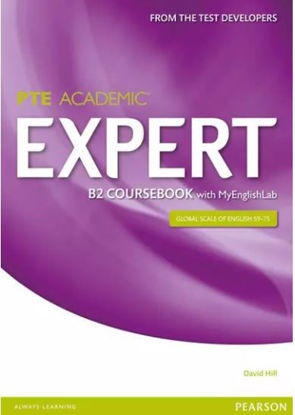 Picture of PTE Academic Expert B2 Student Book with MyEnglishLab