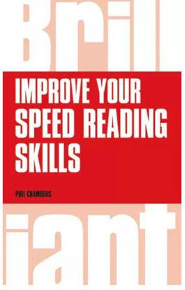 图片 Improve your speed reading skills
