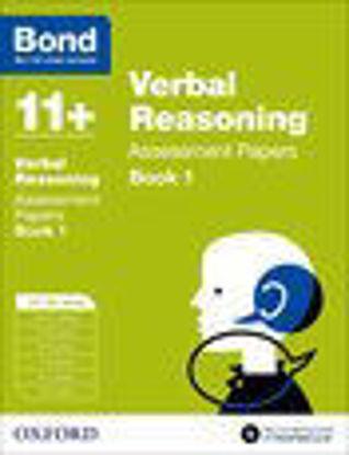 图片 Bond 11 Verbal Reasoning Assessment Papers Book 1: Age 11 to 12