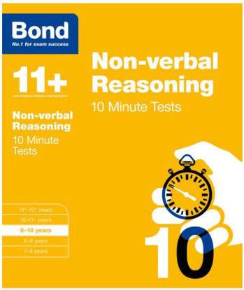 图片 Bond 11 Nonverbal Reasoning 10 Minute Tests 9 to 10