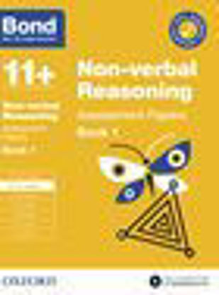 Picture of Bond 11+: Non Verbal Reasoning Assessment Papers 10-11 years Book 1