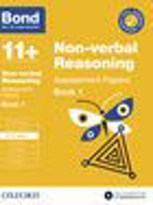 Picture of Bond 11+: Non Verbal Reasoning Assessment Papers 9-10 years Book 1