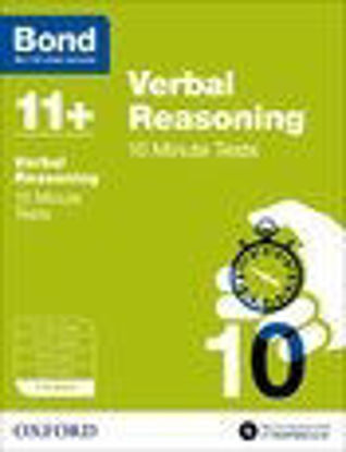 图片 Bond 11 Verbal Reasoning 10 Minute Tests 7 to 8