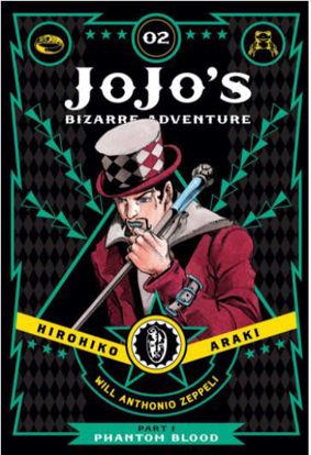 Picture of JoJo's Bizarre Adventure: Part 1--Phantom Blood, Vol. 2