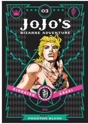 Picture of JoJo's Bizarre Adventure: Part 1--Phantom Blood, Vol. 3