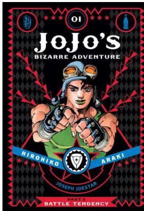 Picture of JoJo's Bizarre Adventure: Part 2--Battle Tendency, Vol. 1