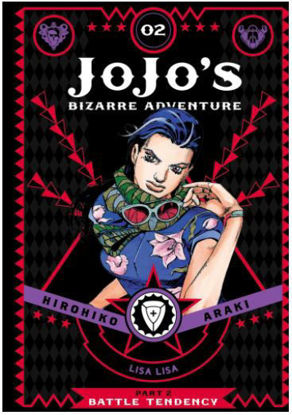 Picture of JoJo's Bizarre Adventure: Part 2--Battle Tendency, Vol. 2