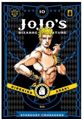 图片 JoJo's Bizarre Adventure: Part 3--Stardust Crusaders, Vol. 10