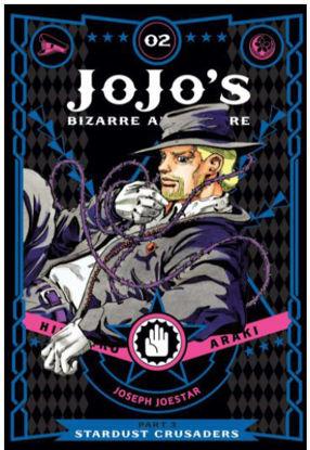 Picture of JoJo's Bizarre Adventure: Part 3--Stardust Crusaders, Vol. 2