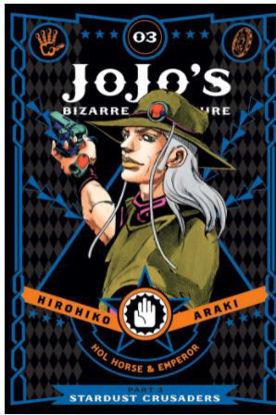 图片 JoJo's Bizarre Adventure: Part 3--Stardust Crusaders, Vol. 3